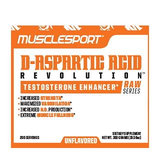 D-Aspartic Acid Revolution™