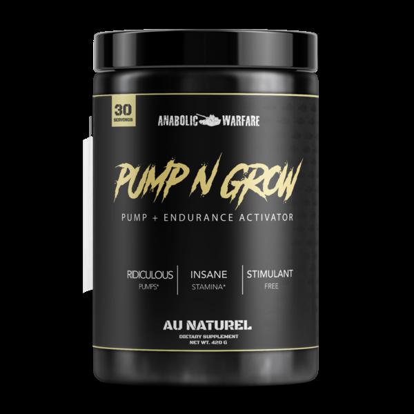 Pump-N-Grow